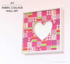 diy heart wall art jaime costiglio