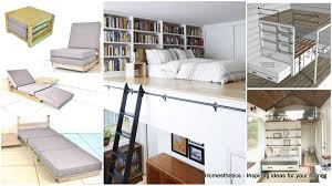 Mesmerizing Convertible Beds For Small Spaces Photo Design Ideas ...