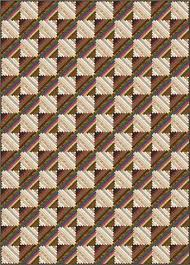 Courthouse Steps Quilt Pattern: Fast and Fun Beginner Quilt & Courthouse Steps Quilt - scrappy, on-point Adamdwight.com