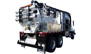Hydro Excavator Truck Ramvac Mid Size Hydro Excavation Truck Sewer Equipment
