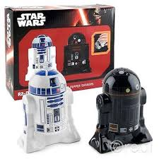 R2d2 Vending Machine Cool Star Wars Salt And Pepper Shakers R48D48 And R48Q48 R48D48 And R48Q48 New