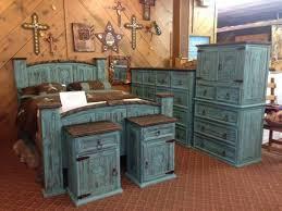 Best Turquoise Rustic Bedroom Furniture Watch More Like Rustic Turquoise  Furniture