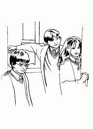 Kids N Fun 24 Kleurplaten Van Harry Potter En De Steen Der Wijzen