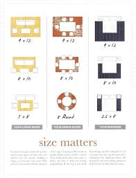 how to choose the right size area rug best of area rug size for living room