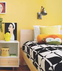 children s bedroom with wall sconce