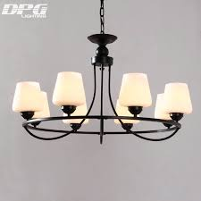 black rod iron chandelier rod iron chandeliers beautiful wrought iron chandelier 4 6 8 lights black
