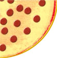 whole pizza clipart. Delighful Clipart Vector Black And White Edupic Fractions Page In Whole Pizza Clipart G