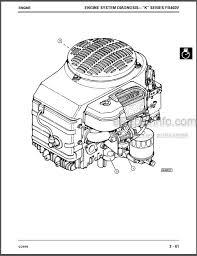 Gx75 Wiring Diagram John Deere GX75 Drive Belt