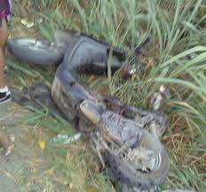 Resultado de imagen para Mujer pierde la vida en un accidente