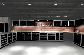 image of best garage lighting ideas