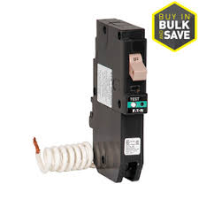 shop circuit breakers, breaker boxes & fuses at lowes com Electrical Fuse And Breaker Box Wall Unit eaton type ch 20 amp 1 pole combination arc fault circuit breaker