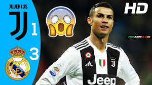 Ronaldo would be confident of adding to his vast trophy collection at juventus. Juventus Vs Real Madrid 1 3 Highlights Goals Icc 2018 2019 Hd Juventus Ronaldo Youtube