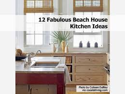 beach house kitchen ideas