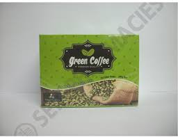 pharmacia green coffee قهوة خضراء 20 كيس