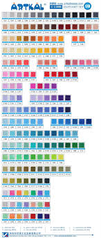 C Color Chart C 2 6mm Artkal Beads Color Chart Artkal Beads Store