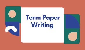 How Do You Write Your Term Paper? – Indian people times