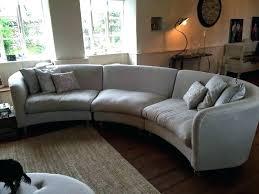 curved leather sofa small curved leather sofa sofas as new in sectional curved leather sectional sofa uk