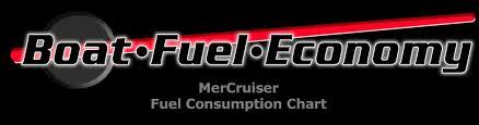Mercruiser 5 7 Fuel Consumption 250 260 Hp Mpg Gph Test
