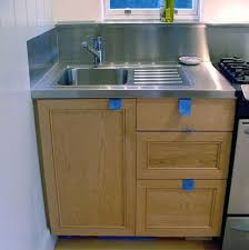 free standing stainless steel double ikea sink base cool kitchen cabinet images corner for