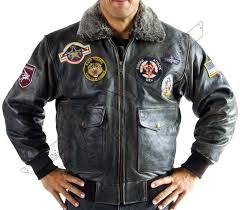 flight leather jacket ma 2 top army brown army admiral