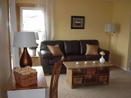 Living Room Color Schemes With Brown Furniture Pueblosinfronteras.  Decorating Loft Small Room Color Ideas ...