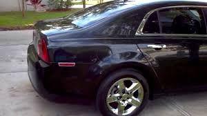 All Chevy chevy cars 2011 : 2011 Chevy Malibu Review - YouTube