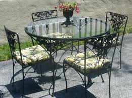 diy round outdoor table. Round Outdoor Table Top Dining Room Sets From Iron Vintage With Small Glass Diy · «