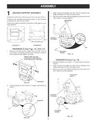 craftsman riding lawn mower with bagger. page 5 of craftsman lawn mower 917.24898 user guide | manualsonline.com riding with bagger