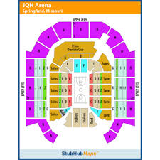 Jqh Seating Chart Jqh Arena Springfield Event Venue Information Get Tickets