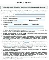 Business Property Lease Agreement Template Free   Cvfree.pro