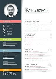 Resume Templates Free Download Adorable Resume Template Free Cover Letter For Ms Word Instant Digital
