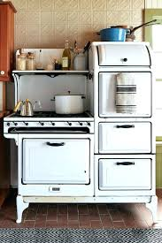 antique style stove vintage looking refrigerators old style wood burning stoves