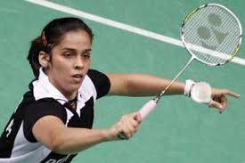 saina nehwal an upcoming star of n badminton