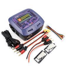 SKYRC D100V2 <b>AC</b> DC Dual Balance <b>Charger</b> Discharger Power ...