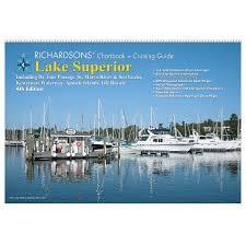 Richardsons Chartbook And Cruising Guide Lake Superior Chartbook