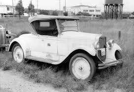 1928 Chevrolet Utility - Information and photos - MOMENTcar