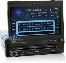 boss bv9976 in dash 7 touchscreen monitor dvd cd mp3 player product boss bv9976