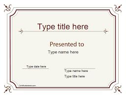 Superlative Certificate Superlatives Awards Template Creative Advice