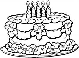 Small Picture coloring page birthday cake 28 birthday cake coloring pages