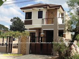 simple filipino two y house design
