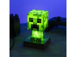 Paladone Minecraft - Creeper Icon Light ...