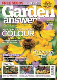 Small Picture Garden Answers August 2017 Buy Back Issues Single Copies