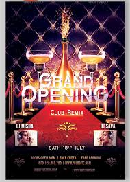 Free Grand Opening Flyer Template 25 Grand Opening Flyer Templates Free Premium Download