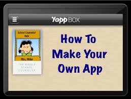 Make Your Own App The Middle School Counselor