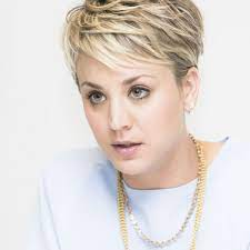 13 Cool Kaley Cuoco Hairstyle Pictures | Kaley cuoco short hair, Short hair  styles, Short hair tutorial