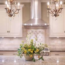 Kitchen-lemon-flower-arrangement
