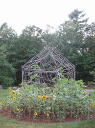 Sunflower House By Blackbird DesignsSunflower House