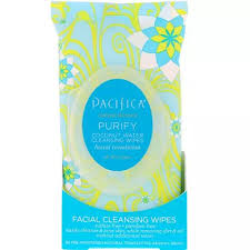 Pacifica Coconut Skin Care <b>Purify Facial Cleansing</b> Wipes