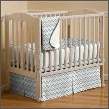 grey chevron baby bedding 28 image mist gray chevron crib comforter carousel design sophistication with grey