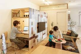 japanese home office. Japanese Make The Most Of Their Space With Small Indoor Huts Blog Home Office
